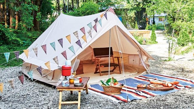 【ワーケーション×キャンプ】キャンプ地でも仕事はできる!おすすめキャンプ地5選!