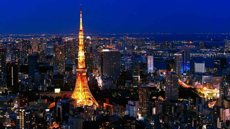 東京 夜景