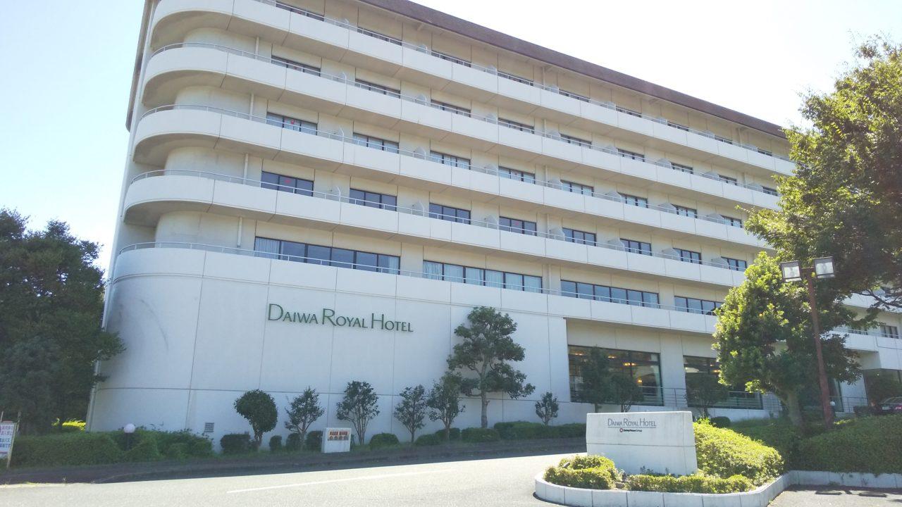 ホテル&リゾーツ南淡路でワーケーション