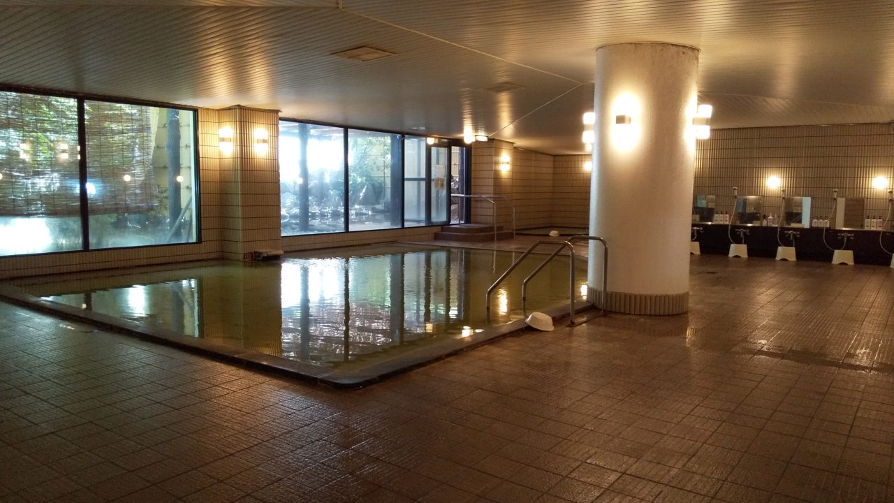 「ホテル&リゾーツ南淡路」の大浴場